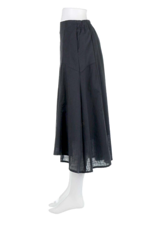 SlubGauzeMermaidSkirtスラブガーゼ・マーメイドスカート大人カジュアルに最適な海外ファッションのothers(その他インポートアイテム)のボトムやスカート。夏に最適なスラブガーゼ素材のスカート。人気のあるカラーバリエーションで、コーデもしやすいシルエット。/main-17