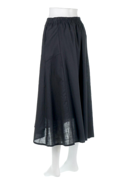 SlubGauzeMermaidSkirtスラブガーゼ・マーメイドスカート大人カジュアルに最適な海外ファッションのothers(その他インポートアイテム)のボトムやスカート。夏に最適なスラブガーゼ素材のスカート。人気のあるカラーバリエーションで、コーデもしやすいシルエット。/main-18