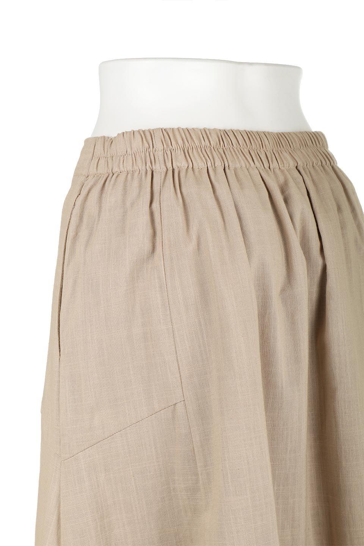SlubGauzeMermaidSkirtスラブガーゼ・マーメイドスカート大人カジュアルに最適な海外ファッションのothers(その他インポートアイテム)のボトムやスカート。夏に最適なスラブガーゼ素材のスカート。人気のあるカラーバリエーションで、コーデもしやすいシルエット。/main-21
