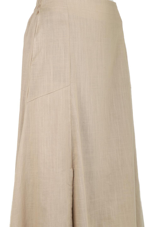 SlubGauzeMermaidSkirtスラブガーゼ・マーメイドスカート大人カジュアルに最適な海外ファッションのothers(その他インポートアイテム)のボトムやスカート。夏に最適なスラブガーゼ素材のスカート。人気のあるカラーバリエーションで、コーデもしやすいシルエット。/main-22