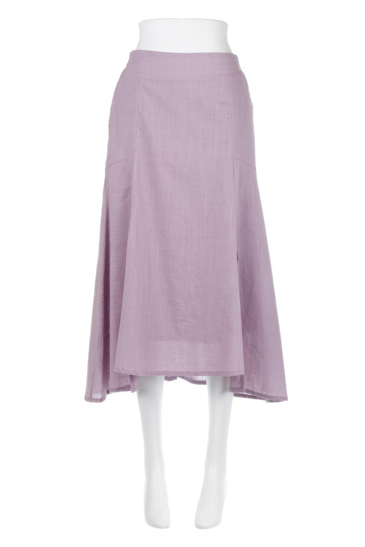 SlubGauzeMermaidSkirtスラブガーゼ・マーメイドスカート大人カジュアルに最適な海外ファッションのothers(その他インポートアイテム)のボトムやスカート。夏に最適なスラブガーゼ素材のスカート。人気のあるカラーバリエーションで、コーデもしやすいシルエット。/main-5