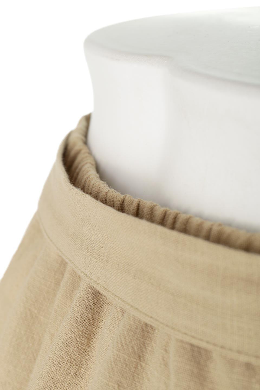 SlubGauzeWrapAroundSkirtスラブガーゼ・ラップスカート大人カジュアルに最適な海外ファッションのothers(その他インポートアイテム)のボトムやスカート。涼し気なスラブガーゼ素材のロング丈ラップスカート。厚い日でも快適に楽しめるマキシ丈のスカートです。/main-12