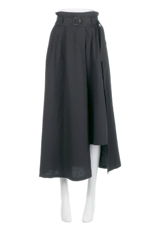 PaneledFlareSkirtw/WeavingBeltベルト付き・パネルフレアスカート大人カジュアルに最適な海外ファッションのothers(その他インポートアイテム)のボトムやスカート。フロントの切り替えがアクセントのボリューム感のあるフレアスカート。付属したウェービングベルトでラフでカジュアルな雰囲気です。/main-15