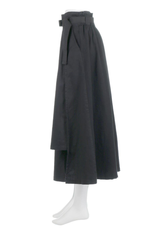 PaneledFlareSkirtw/WeavingBeltベルト付き・パネルフレアスカート大人カジュアルに最適な海外ファッションのothers(その他インポートアイテム)のボトムやスカート。フロントの切り替えがアクセントのボリューム感のあるフレアスカート。付属したウェービングベルトでラフでカジュアルな雰囲気です。/main-17