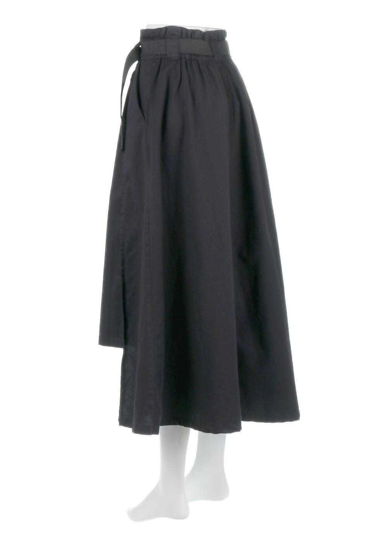 PaneledFlareSkirtw/WeavingBeltベルト付き・パネルフレアスカート大人カジュアルに最適な海外ファッションのothers(その他インポートアイテム)のボトムやスカート。フロントの切り替えがアクセントのボリューム感のあるフレアスカート。付属したウェービングベルトでラフでカジュアルな雰囲気です。/main-18