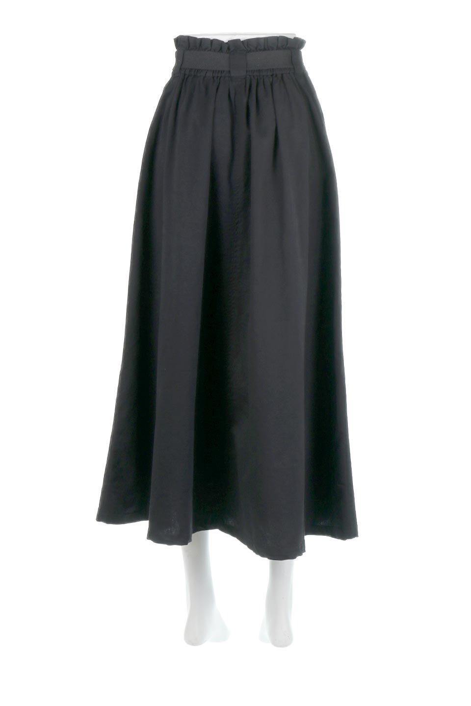 PaneledFlareSkirtw/WeavingBeltベルト付き・パネルフレアスカート大人カジュアルに最適な海外ファッションのothers(その他インポートアイテム)のボトムやスカート。フロントの切り替えがアクセントのボリューム感のあるフレアスカート。付属したウェービングベルトでラフでカジュアルな雰囲気です。/main-19