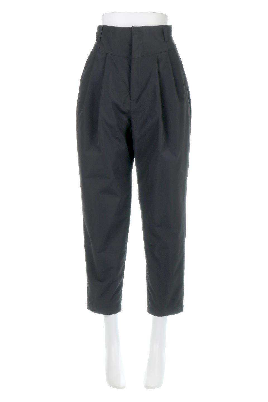 PegtopHighWaistPantペグトップ・ハイウエストパンツ大人カジュアルに最適な海外ファッションのothers(その他インポートアイテム)のボトムやパンツ。ワイドでシャープなペグトップシルエットのパンツ。腰から膝下まではゆとりをもたせたワイドシルエット。/main-10