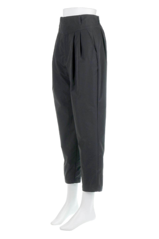 PegtopHighWaistPantペグトップ・ハイウエストパンツ大人カジュアルに最適な海外ファッションのothers(その他インポートアイテム)のボトムやパンツ。ワイドでシャープなペグトップシルエットのパンツ。腰から膝下まではゆとりをもたせたワイドシルエット。/main-11