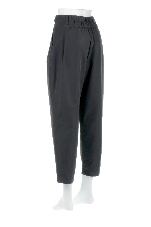 PegtopHighWaistPantペグトップ・ハイウエストパンツ大人カジュアルに最適な海外ファッションのothers(その他インポートアイテム)のボトムやパンツ。ワイドでシャープなペグトップシルエットのパンツ。腰から膝下まではゆとりをもたせたワイドシルエット。/main-13