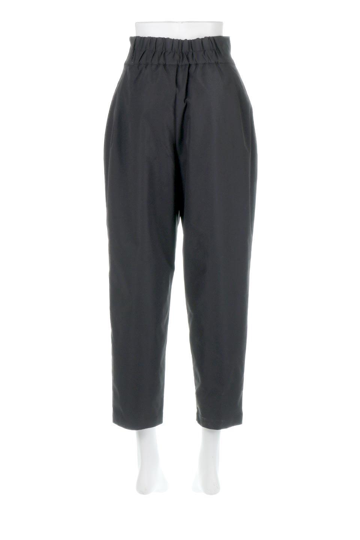 PegtopHighWaistPantペグトップ・ハイウエストパンツ大人カジュアルに最適な海外ファッションのothers(その他インポートアイテム)のボトムやパンツ。ワイドでシャープなペグトップシルエットのパンツ。腰から膝下まではゆとりをもたせたワイドシルエット。/main-14