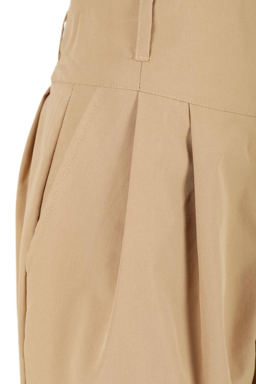 PegtopHighWaistPantペグトップ・ハイウエストパンツ大人カジュアルに最適な海外ファッションのothers(その他インポートアイテム)のボトムやパンツ。ワイドでシャープなペグトップシルエットのパンツ。腰から膝下まではゆとりをもたせたワイドシルエット。/main-16