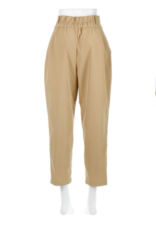 PegtopHighWaistPantペグトップ・ハイウエストパンツ大人カジュアルに最適な海外ファッションのothers(その他インポートアイテム)のボトムやパンツ。ワイドでシャープなペグトップシルエットのパンツ。腰から膝下まではゆとりをもたせたワイドシルエット。/main-9