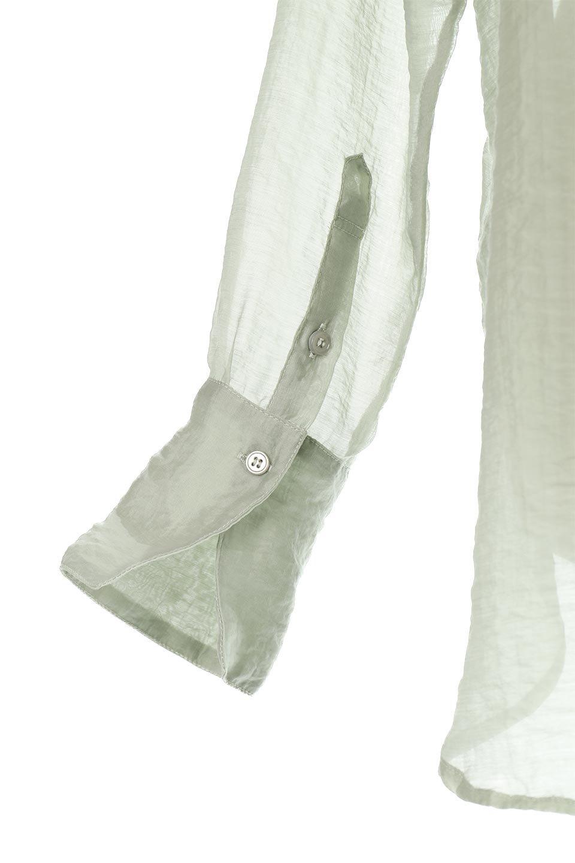 CottonPoplinBosomBlouseポプリン生地・ブザムブラウス大人カジュアルに最適な海外ファッションのothers(その他インポートアイテム)のトップスやシャツ・ブラウス。胸元の切り替えが特徴的な長袖のブザムブラウス。透け感が人気のポプリン素材を使用したのブラウスです。/main-19
