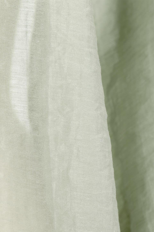 CottonPoplinBosomBlouseポプリン生地・ブザムブラウス大人カジュアルに最適な海外ファッションのothers(その他インポートアイテム)のトップスやシャツ・ブラウス。胸元の切り替えが特徴的な長袖のブザムブラウス。透け感が人気のポプリン素材を使用したのブラウスです。/main-20