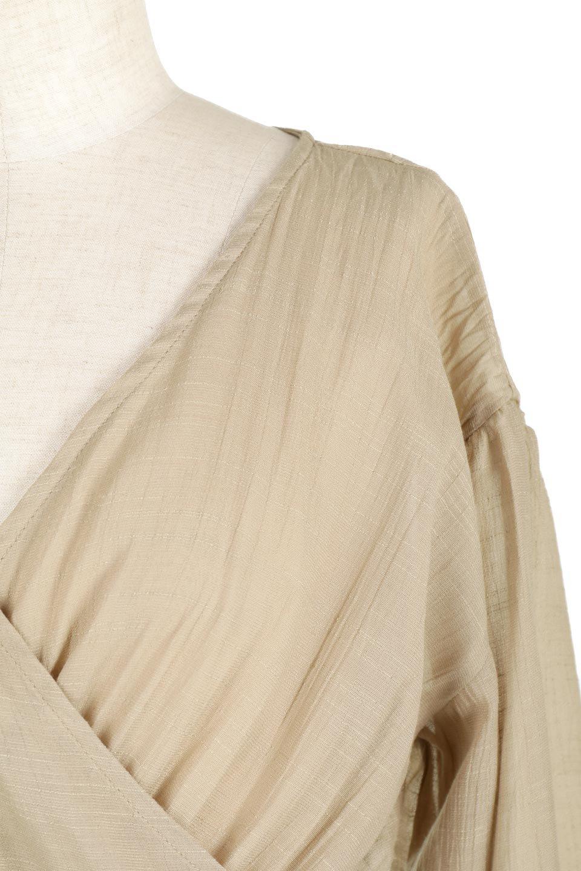 SlubGauzeKashcourtGownスラブガーゼ・ガウンワンピース大人カジュアルに最適な海外ファッションのothers(その他インポートアイテム)のアウターやコート。ソフトな肌触りのスラブガーゼを使用したロング丈のガウンワンピース。薄手・透け感・ロング丈・ガウン、どれも人気のあるキーワード。/main-22