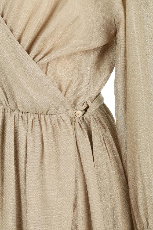SlubGauzeKashcourtGownスラブガーゼ・ガウンワンピース大人カジュアルに最適な海外ファッションのothers(その他インポートアイテム)のアウターやコート。ソフトな肌触りのスラブガーゼを使用したロング丈のガウンワンピース。薄手・透け感・ロング丈・ガウン、どれも人気のあるキーワード。/main-23