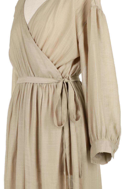 SlubGauzeKashcourtGownスラブガーゼ・ガウンワンピース大人カジュアルに最適な海外ファッションのothers(その他インポートアイテム)のアウターやコート。ソフトな肌触りのスラブガーゼを使用したロング丈のガウンワンピース。薄手・透け感・ロング丈・ガウン、どれも人気のあるキーワード。/main-24