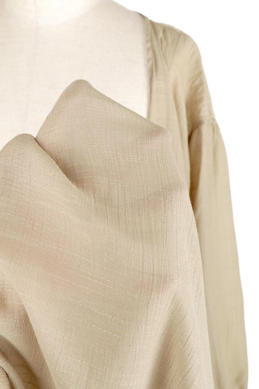 SlubGauzeKashcourtGownスラブガーゼ・ガウンワンピース大人カジュアルに最適な海外ファッションのothers(その他インポートアイテム)のアウターやコート。ソフトな肌触りのスラブガーゼを使用したロング丈のガウンワンピース。薄手・透け感・ロング丈・ガウン、どれも人気のあるキーワード。/main-29