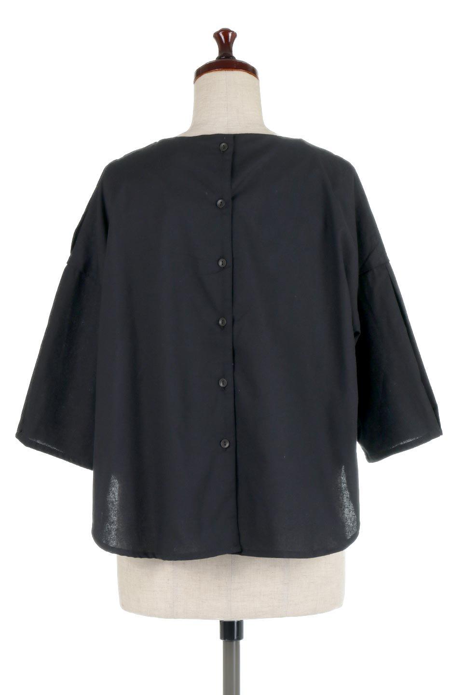 SlitShoulderBlouseスリットショルダー・7分袖ブラウス大人カジュアルに最適な海外ファッションのothers(その他インポートアイテム)のトップスやシャツ・ブラウス。肩のチラ見せがポイントの7分袖ブラウス。スリットとプリーツの袖が可愛い3シーズン活躍するアイテムです。/main-19