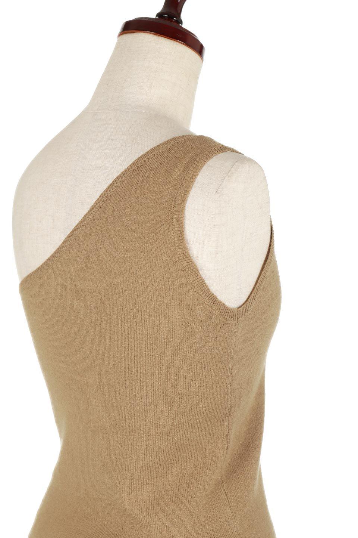OneShoulderKnitTopワンショルダー・ニットトップス大人カジュアルに最適な海外ファッションのothers(その他インポートアイテム)のトップスやニット・セーター。今季要望の多いワンショルダータイプのトップスが入荷。合わせやすいニット素材でお盆以降も大活躍間違い無しのアイテムです。/main-11
