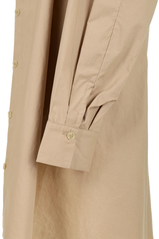 WaistTiedA-LineShirtsJacketベルト付き・ロングシャツジャケット大人カジュアルに最適な海外ファッションのothers(その他インポートアイテム)のトップスやシャツ・ブラウス。ウエストのリボンベルトがアクセントのシャツジャケット。綺麗なAラインが特徴で、コート風にも着こなせる便利アイテム。/main-20