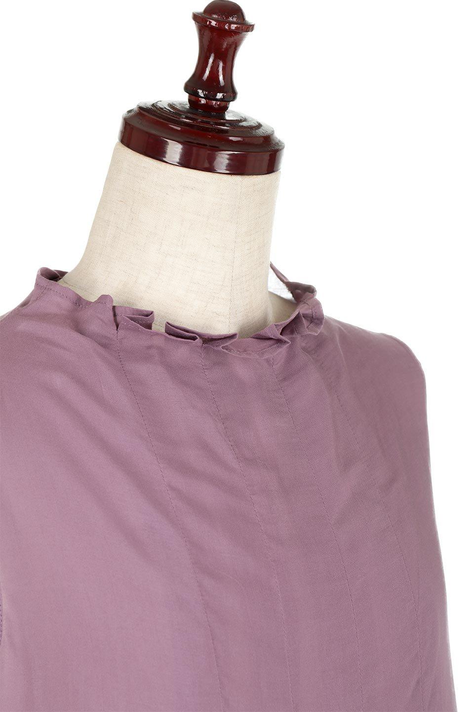 SleevelessPeplumBlouseノースリーブ・ペプラムブラウス大人カジュアルに最適な海外ファッションのothers(その他インポートアイテム)のワンピースやマキシワンピース。ペプラムシルエットが美しいノースリーブブラウス。ボトムを選ばないデザインで着回しやすさ抜群のブラウス。/main-15