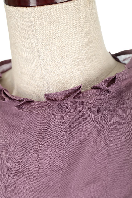 SleevelessPeplumBlouseノースリーブ・ペプラムブラウス大人カジュアルに最適な海外ファッションのothers(その他インポートアイテム)のワンピースやマキシワンピース。ペプラムシルエットが美しいノースリーブブラウス。ボトムを選ばないデザインで着回しやすさ抜群のブラウス。/main-17