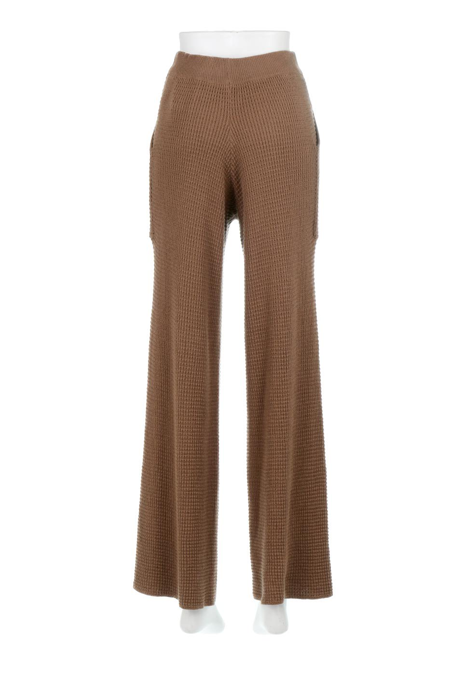 WideLegWafflePantsワッフル地・ワイドパンツ大人カジュアルに最適な海外ファッションのothers(その他インポートアイテム)のボトムやパンツ。ざっくり素材のワッフル地が最高に気持ち良いワイドパンツ。これ、すでに店頭では大人気の商品です。/main-19