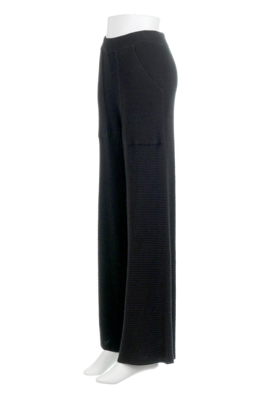 WideLegWafflePantsワッフル地・ワイドパンツ大人カジュアルに最適な海外ファッションのothers(その他インポートアイテム)のボトムやパンツ。ざっくり素材のワッフル地が最高に気持ち良いワイドパンツ。これ、すでに店頭では大人気の商品です。/main-21