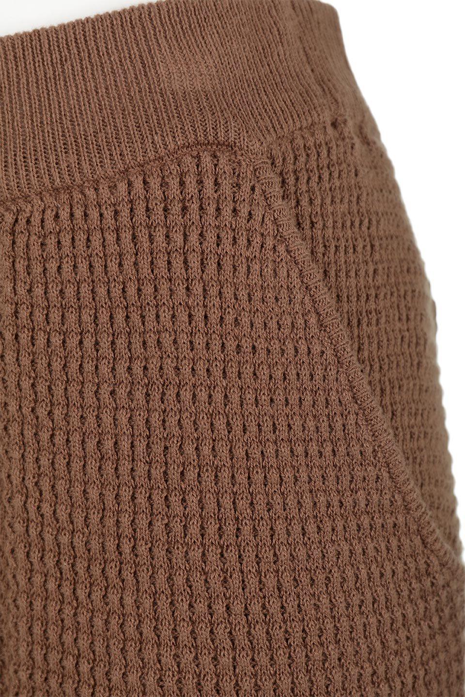 WideLegWafflePantsワッフル地・ワイドパンツ大人カジュアルに最適な海外ファッションのothers(その他インポートアイテム)のボトムやパンツ。ざっくり素材のワッフル地が最高に気持ち良いワイドパンツ。これ、すでに店頭では大人気の商品です。/main-28