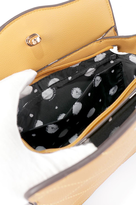 meliebiancoのMiley(Mustard)キルティングステッチ・ショルダーバッグ/海外ファッション好きにオススメのインポートバッグとかばん、MelieBianco(メリービアンコ)のバッグやショルダーバッグ。上品なキルティングステッチが可愛いショルダーバッグ。しっかりとした芯入りのビーガンレザーで型崩れの心配はナシ。/main-11