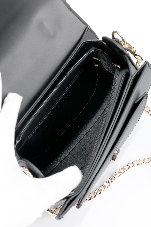 meliebiancoのIsabel(Black)ワンハンドル・2Wayミニバッグ/海外ファッション好きにオススメのインポートバッグとかばん、MelieBianco(メリービアンコ)のバッグやショルダーバッグ。ゴールドのメタルハンドルがアクセントのミニハンドバッグ。丸みを帯びたラウンドタイプはメリービアンコの本国アメリカはもちろんヨーロッパでも人気のシルエット。/main-14