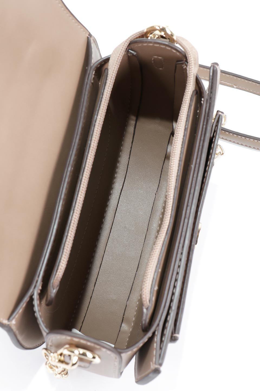 meliebiancoのIsabel(Taupe)ワンハンドル・2Wayミニバッグ/海外ファッション好きにオススメのインポートバッグとかばん、MelieBianco(メリービアンコ)のバッグやショルダーバッグ。ゴールドのメタルハンドルがアクセントのミニハンドバッグ。丸みを帯びたラウンドタイプはメリービアンコの本国アメリカはもちろんヨーロッパでも人気のシルエット。/main-13