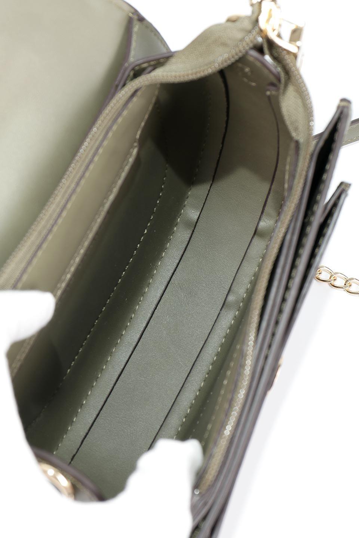 meliebiancoのIsabel(Olive)ワンハンドル・2Wayミニバッグ/海外ファッション好きにオススメのインポートバッグとかばん、MelieBianco(メリービアンコ)のバッグやショルダーバッグ。ゴールドのメタルハンドルがアクセントのミニハンドバッグ。丸みを帯びたラウンドタイプはメリービアンコの本国アメリカはもちろんヨーロッパでも人気のシルエット。/main-13