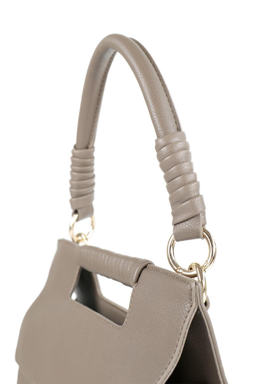 meliebiancoのBlair(Taupe)ワンハンドル・ハンドバッグ/海外ファッション好きにオススメのインポートバッグとかばん、MelieBianco(メリービアンコ)のバッグやハンドバッグ。meliebianco(メリービアンコ)の2019年秋冬の新作になります。メリービアンコ自慢のビーガンレザーを使用したアニマルフレンドリーなアイテム。/main-5