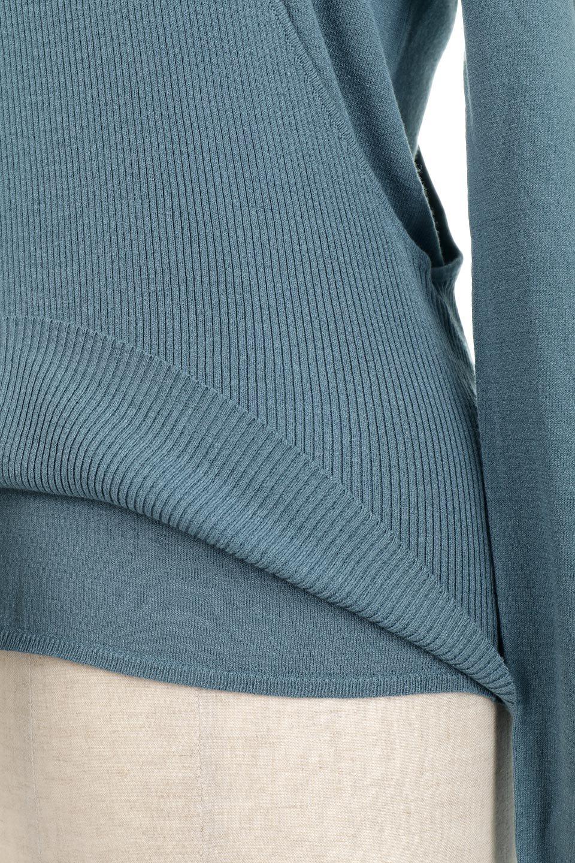 AsymmetricalKnitTopアシメントリー・肩スリットニット大人カジュアルに最適な海外ファッションのothers(その他インポートアイテム)のトップスやニット・セーター。2種類のニットをアシメントリーにデザインしたニットトップス。アシメデザイン特有の着心地の悪さもなく、考え抜かれたシルエットです。/main-20