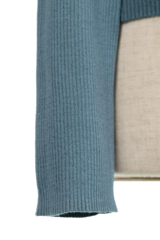 AsymmetricalKnitTopアシメントリー・肩スリットニット大人カジュアルに最適な海外ファッションのothers(その他インポートアイテム)のトップスやニット・セーター。2種類のニットをアシメントリーにデザインしたニットトップス。アシメデザイン特有の着心地の悪さもなく、考え抜かれたシルエットです。/main-21