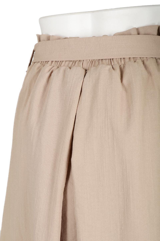 WrappedFlareLongSkirtラップフレア・ロングスカート大人カジュアルに最適な海外ファッションのothers(その他インポートアイテム)のボトムやスカート。気になる旬のディテールたっぷりなラップフレアロングスカート。ウエストマークでバランスが取りやすく、ベルトのエッジを効いたスカート。/main-12