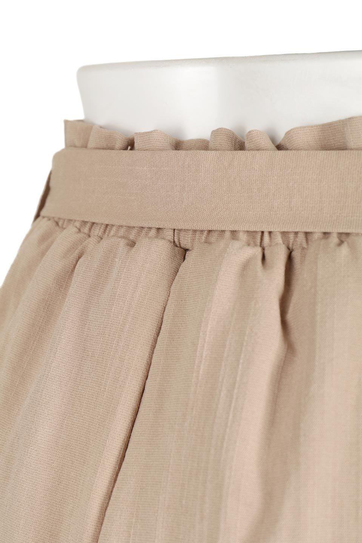 WrappedFlareLongSkirtラップフレア・ロングスカート大人カジュアルに最適な海外ファッションのothers(その他インポートアイテム)のボトムやスカート。気になる旬のディテールたっぷりなラップフレアロングスカート。ウエストマークでバランスが取りやすく、ベルトのエッジを効いたスカート。/main-14
