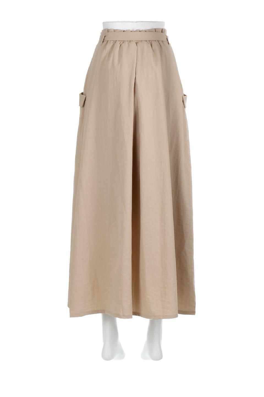 WrappedFlareLongSkirtラップフレア・ロングスカート大人カジュアルに最適な海外ファッションのothers(その他インポートアイテム)のボトムやスカート。気になる旬のディテールたっぷりなラップフレアロングスカート。ウエストマークでバランスが取りやすく、ベルトのエッジを効いたスカート。/main-4