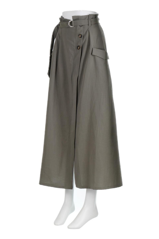 WrappedFlareLongSkirtラップフレア・ロングスカート大人カジュアルに最適な海外ファッションのothers(その他インポートアイテム)のボトムやスカート。気になる旬のディテールたっぷりなラップフレアロングスカート。ウエストマークでバランスが取りやすく、ベルトのエッジを効いたスカート。/main-6