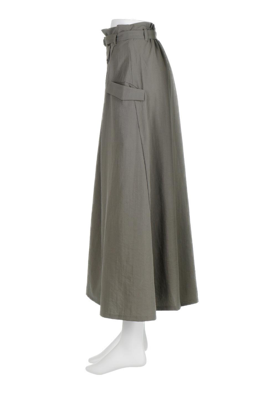 WrappedFlareLongSkirtラップフレア・ロングスカート大人カジュアルに最適な海外ファッションのothers(その他インポートアイテム)のボトムやスカート。気になる旬のディテールたっぷりなラップフレアロングスカート。ウエストマークでバランスが取りやすく、ベルトのエッジを効いたスカート。/main-7