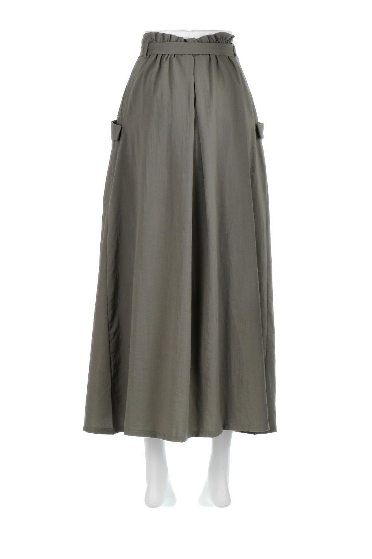 WrappedFlareLongSkirtラップフレア・ロングスカート大人カジュアルに最適な海外ファッションのothers(その他インポートアイテム)のボトムやスカート。気になる旬のディテールたっぷりなラップフレアロングスカート。ウエストマークでバランスが取りやすく、ベルトのエッジを効いたスカート。/main-9