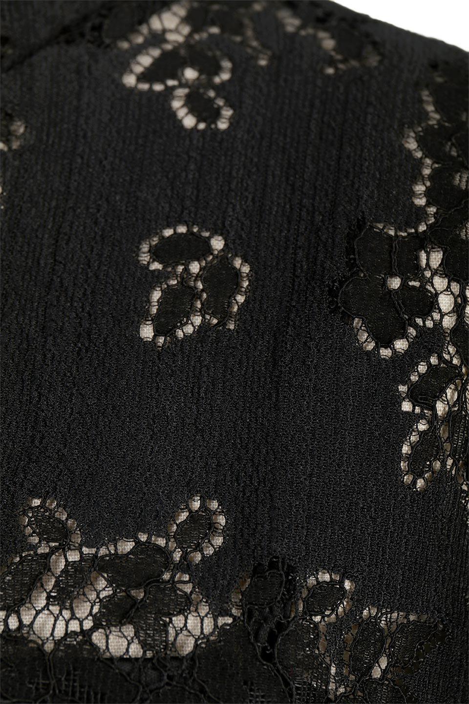 TuckSleevelaceblouseタックスリーブ・総レースブラウス大人カジュアルに最適な海外ファッションのothers(その他インポートアイテム)のトップスやシャツ・ブラウス。繊細なデザインで上品さたっぷりのレースブラウス。華奢な花柄レースのシースルーブラウスは360°どこから見ても美しい仕上がりです。/main-18
