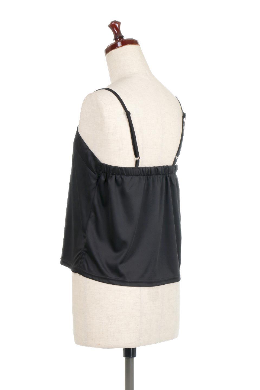 TuckSleevelaceblouseタックスリーブ・総レースブラウス大人カジュアルに最適な海外ファッションのothers(その他インポートアイテム)のトップスやシャツ・ブラウス。繊細なデザインで上品さたっぷりのレースブラウス。華奢な花柄レースのシースルーブラウスは360°どこから見ても美しい仕上がりです。/main-8