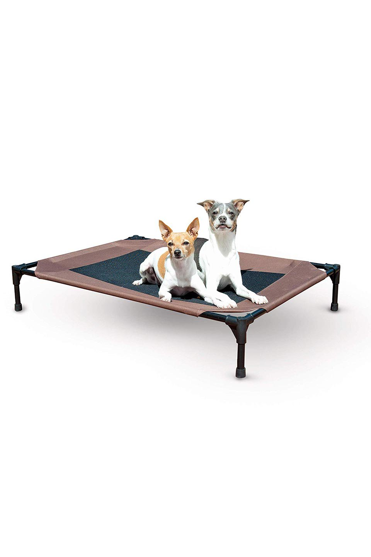 K&HPetProductsのK&HOriginalPetCotオリジナルペットコット(ペットベッド)大人カジュアルに最適な海外ファッションのothers(その他インポートアイテム)のドッググッズや。インドア、アウトドア、どちらでも使える犬用ベッド。下のベッド部分のみの販売になります。