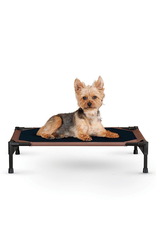 K&HPetProductsのK&HOriginalPetCotオリジナルペットコット(ペットベッド)大人カジュアルに最適な海外ファッションのothers(その他インポートアイテム)のドッググッズや。インドア、アウトドア、どちらでも使える犬用ベッド。下のベッド部分のみの販売になります。/main-1