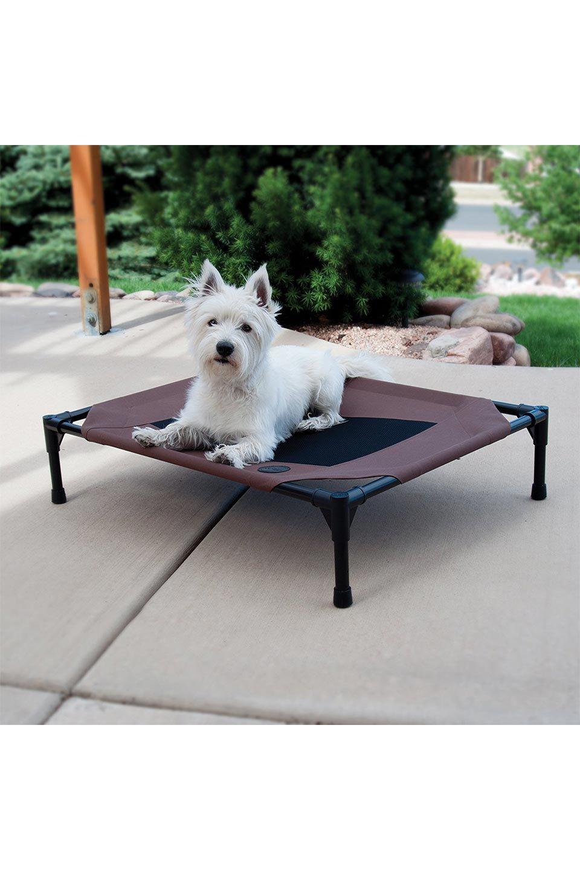K&HPetProductsのK&HOriginalPetCotオリジナルペットコット(ペットベッド)大人カジュアルに最適な海外ファッションのothers(その他インポートアイテム)のドッググッズやベッド。インドア、アウトドア、どちらでも使える犬用ベッド。下のベッド部分のみの販売になります。/main-2