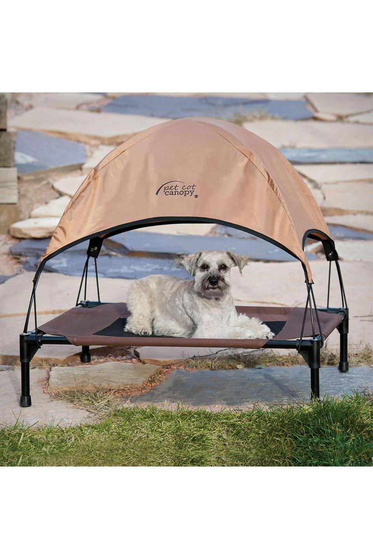 K&HPetProductsのK&HOriginalPetCotオリジナルペットコット(ペットベッド)大人カジュアルに最適な海外ファッションのothers(その他インポートアイテム)のドッググッズやベッド。インドア、アウトドア、どちらでも使える犬用ベッド。下のベッド部分のみの販売になります。/main-4