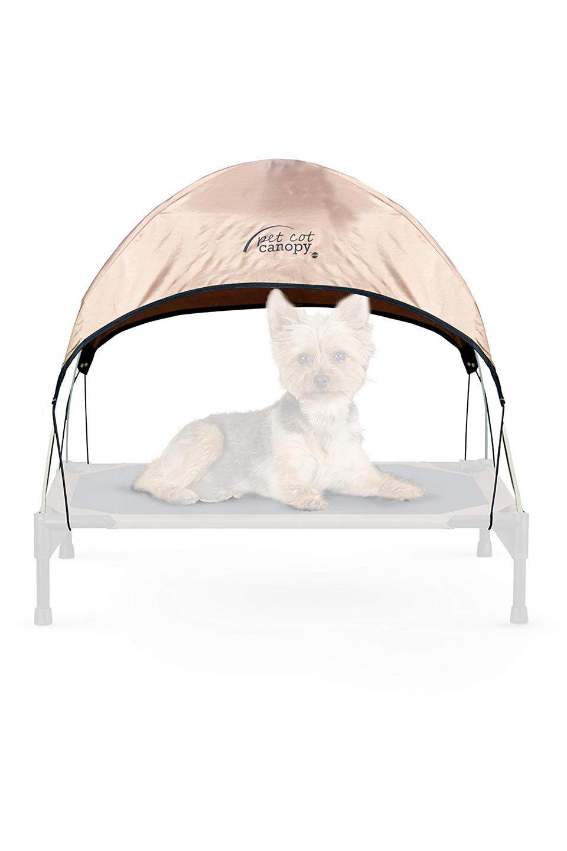 K&HPetProductsのK&HPetCotCanopyK&H社製ペットベッド専用テント(タン)大人カジュアルに最適な海外ファッションのothers(その他インポートアイテム)のドッググッズや。K&H社製のペットベッド専用のテント。上のテント部分のみの販売になります。/main-1